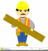 Construction Worker Cartoon Clipart Free Image