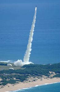 Sm-3 Missile Launch Image