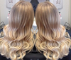 Fading Blonde Highlights Image