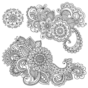 Indian Wedding Clipart Fonts Free Download   Free Images at Clker ...