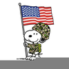 Veterans Day Snoopy Image