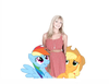 Ashleigh Ball Pony Image