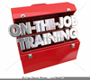 Train The Trainer Clipart Image