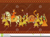 Indian Hindu Wedding Clipart Image