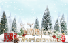 Free Clipart Backgrounds For Christmas Image