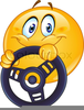 Clipart Steering Wheel Of A Car Image