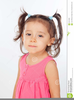 Clipart Of Little Girl With Pigtails Image