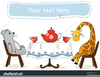 Clipart Party Tea Image