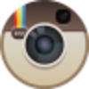 Active Instagram Icon Image