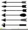 Free Clipart Bow And Arrow Image