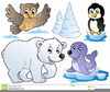 Clipart Of Desert Animals Image