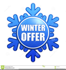 Free Winter Banner Clipart Image