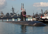 The Uss Pasadena (ssn 752) Returns To Her Homeport Of Pearl Harbor, Hawaii, Following An Eight-month Deployment To The Western Pacific. Image