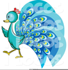 Free Clipart Of Peacocks Image