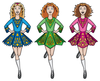 Irish Dancers By Johnraptor D Spi Image