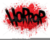 Scream The Movie Clipart Image