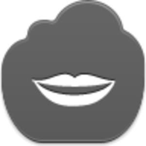 Hollywood Smile Icon Image
