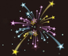 Vector Fireworks Thumb X Image