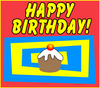 Happy Birthday Message Image