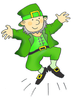 Funny St Patricks Day Clipart Image