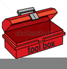 Animated Toolbox Clipart Image