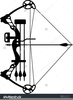 Clipart Of Bow And Arrows Image