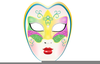 Easy Face Painting Clipart Image