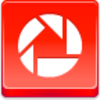 Free Red Button Icons Picasa Image