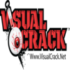 Visual Crack Flyer Logo Image