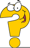 Free Animated Clipart Question Mark Image