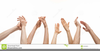 Clipart Hands Applauding Image