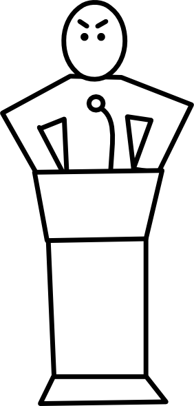 Lecture Stern Clip Art At Clker Com Vector Clip Art