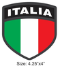 Flag Of Italy Clipart Image