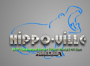 Hippoville Final Logo Image