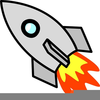 Blast Off Clipart Free Image