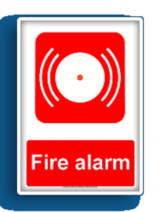 fire alarm fire equipment sign free images at clker com vector rh clker com fire alarm clipart fire alarm clip art black and white