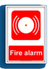 Fire Alarm Fire Equipment Sign Image