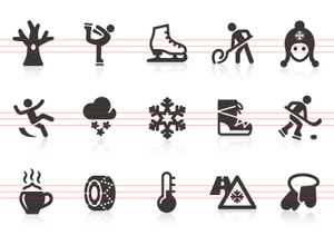 0126 Winter Icons Image