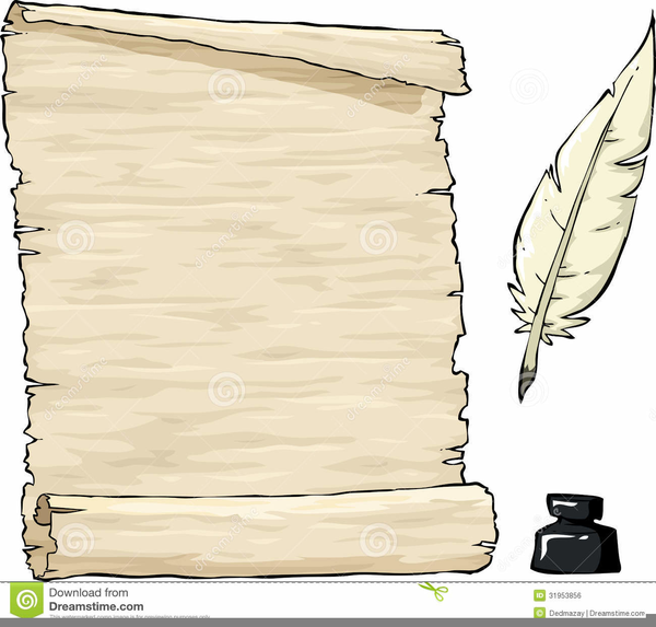 Parchment paper. Free clipart images at