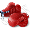 Boxing Gloves Red 8 Image