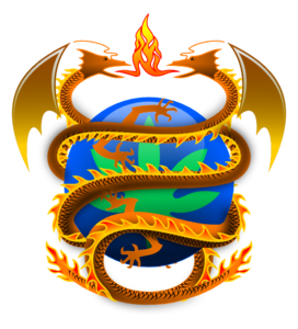 Twin Dragon Image