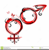 Male And Female Symbol Clipart Image