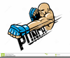 Mixed Martial Arts Clipart Image