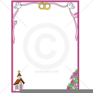 wedding program clipart borders free images at clker com vector