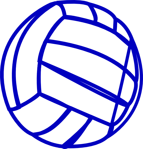 volleyball spike clipart - photo #21