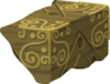 Artifact Mysterious Cube Piece Clip Art