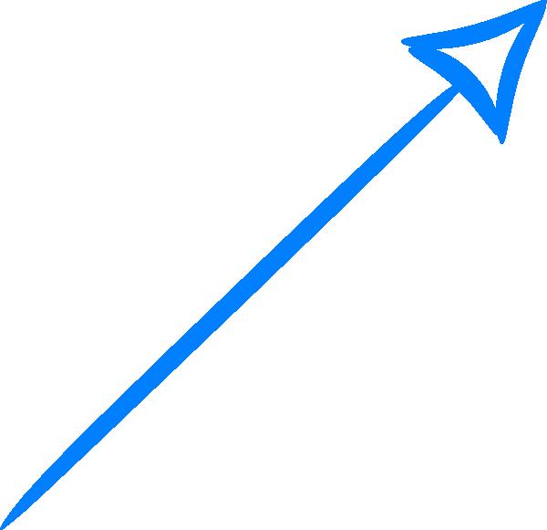 Blue Arrow Clip Art At Clker Com Vector Clip Art Online