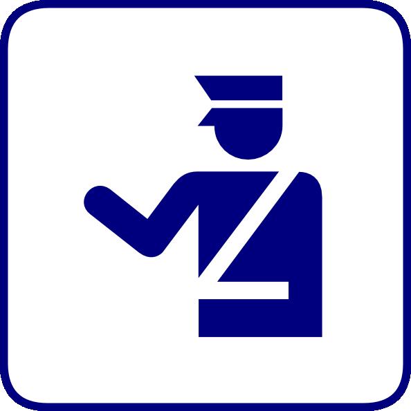 Police Clip Art at Clker.com - vector clip art online ...