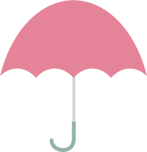 Pink Umbrella Clip Art at Clker.com - vector clip art ...