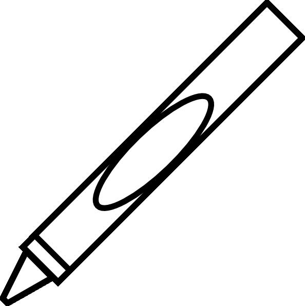 Crayon Clip Art At Clker